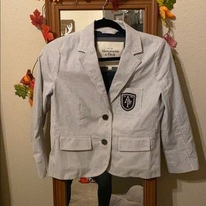 Abercrombie & Fitch jacket!